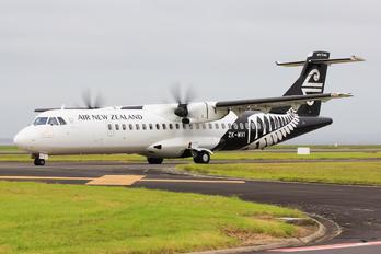 ZK-MVI - Air New Zealand ATR 72 (all models)