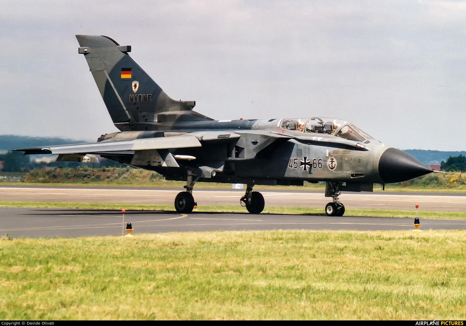 Germany - Air Force 45+69 aircraft at Neuburg - Zell