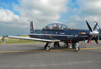156117 - Canada - Air Force Raytheon CT-156 Harvard II