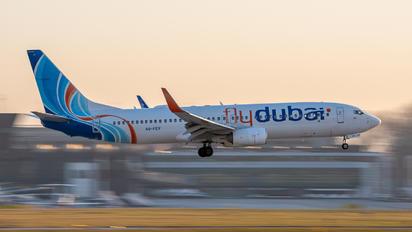 A6-FEY - flyDubai Boeing 737-800
