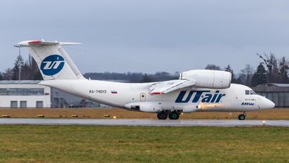 RA-74013 - UTair Antonov An-74