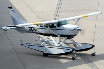 N5411Z - Private Cessna 206 Stationair (all models)