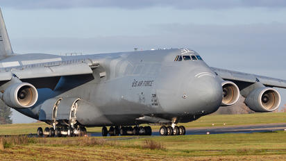 87-0028 - USA - Air Force Lockheed C-5M Super Galaxy