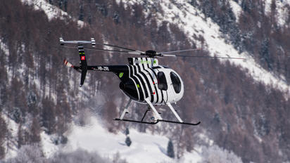 HB-ZRL - Private Hughes 369D