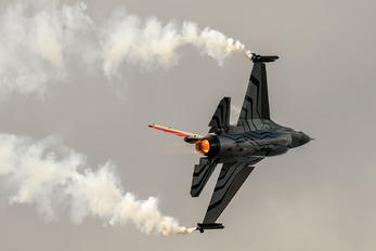 FA123 - Belgium - Air Force General Dynamics F-16A Fighting Falcon