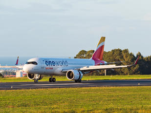 EC-NFZ - Iberia Airbus A320 NEO