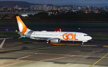 PR-XMC - GOL Transportes Aéreos  Boeing 737-8 MAX