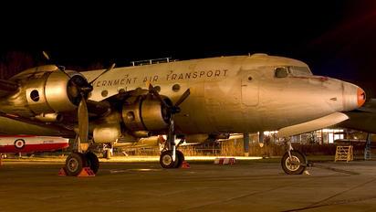 NL-316 - Aviodrome Douglas C-54A Skymaster