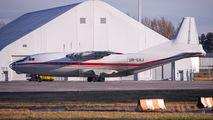 UR-CAJ - Meridian Aviation Antonov An-12 (all models) aircraft