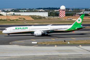 B-17807 - Eva Air Boeing 787-10 Dreamliner