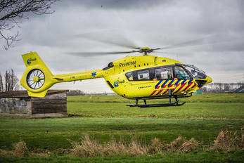 PH-HOW - ANWB Medical Air Assistance Airbus Helicopters EC145 T2