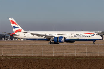 G-ZBKF - British Airways Boeing 787-9 Dreamliner