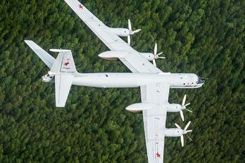 RF-34057 - Russia - Navy Tupolev Tu-142MZ