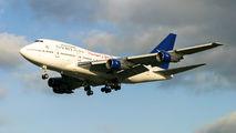 YK-AHB - Syrian Air Boeing 747SP aircraft