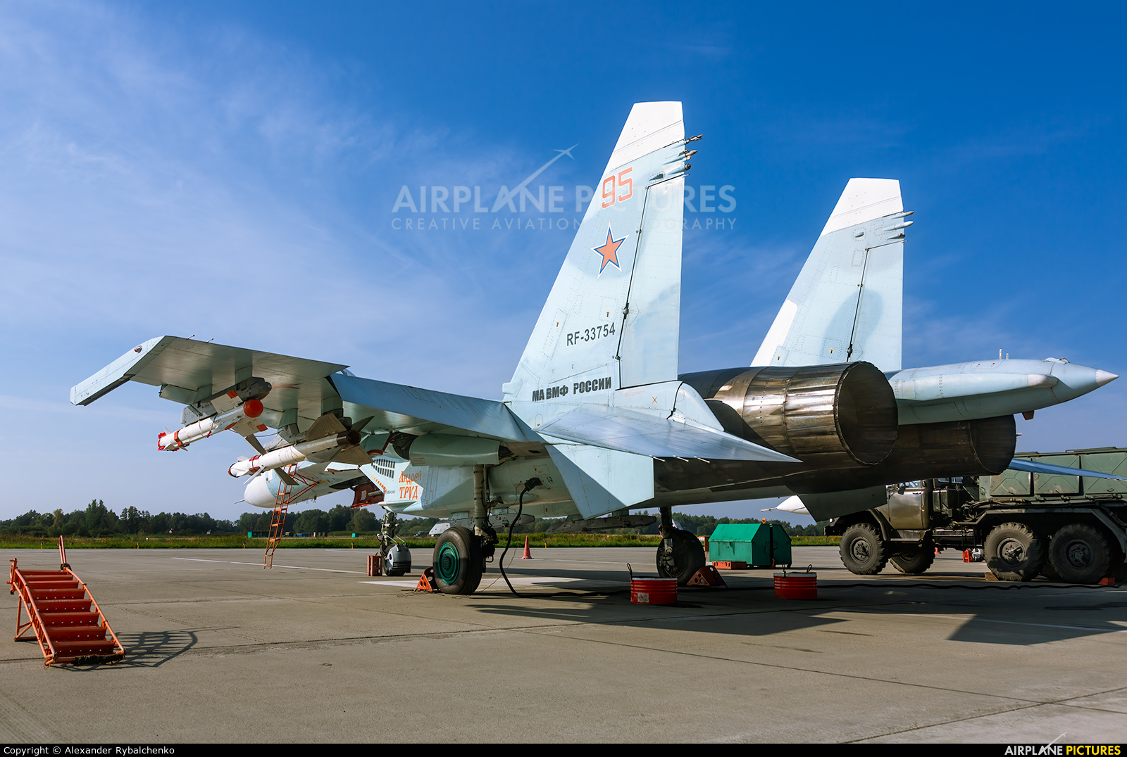 Russia - Navy RF-33754 aircraft at Undisclosed Location