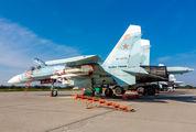 RF-33754 - Russia - Navy Sukhoi Su-27P aircraft