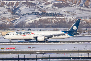 XA-ADC - Aeromexico Boeing 787-9 Dreamliner