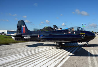 C-FDJP - Private BAC Jet Provost T.4