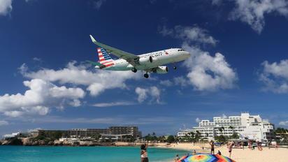 N9021H - American Airlines Airbus A319