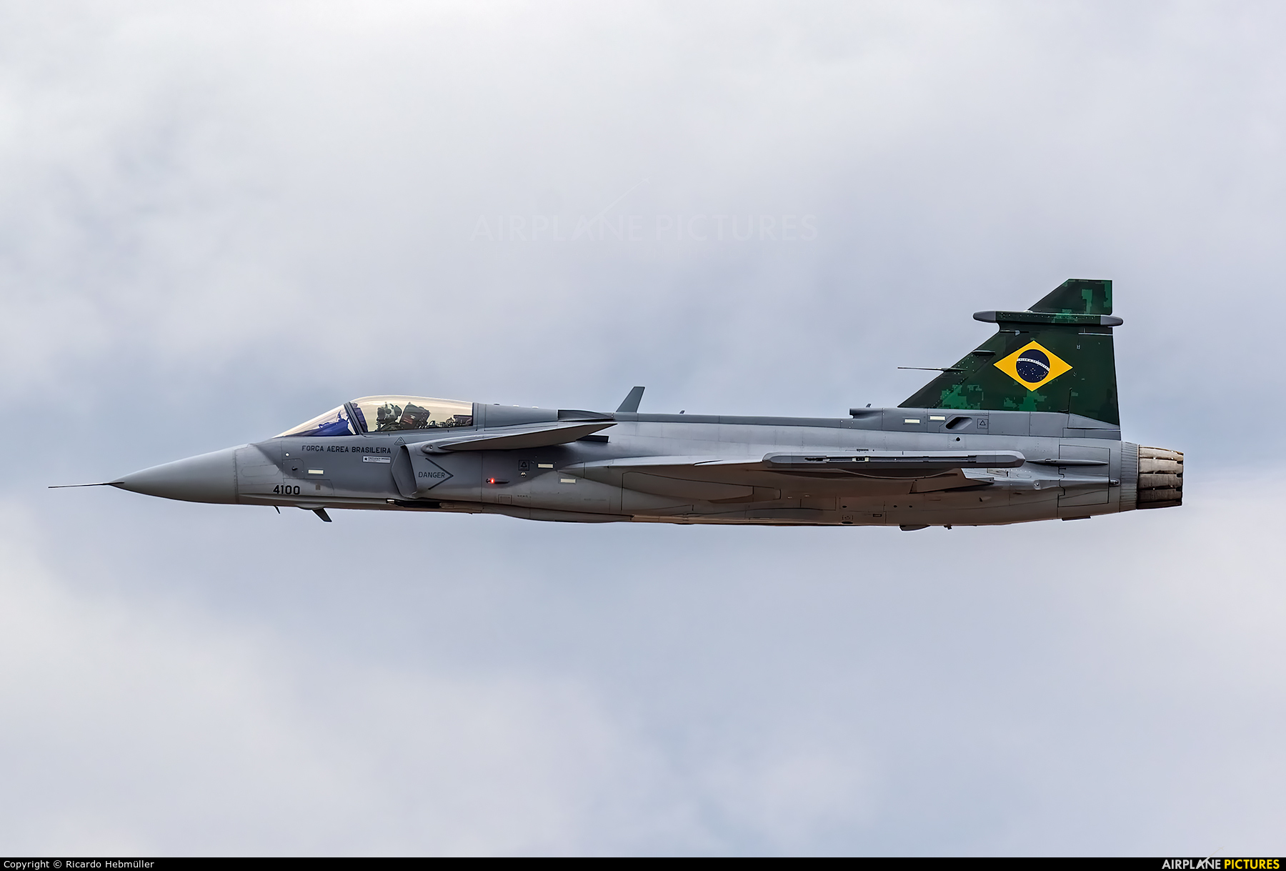 Brazil - Air Force 4100 aircraft at Brasília - Presidente Juscelino Kubitschek Intl