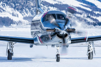 HB-FUN - Private Pilatus PC-12NG