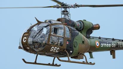4207 - France - Army Aerospatiale SA-341 / 342 Gazelle (all models)