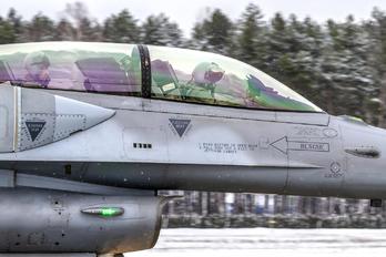 4085 - Poland - Air Force Lockheed Martin F-16D block 52+Jastrząb