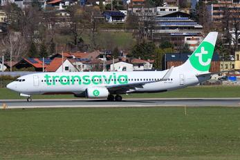 PH-HXD - Transavia Boeing 737-800