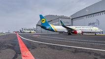 UR-PSV - Ukraine International Airlines Boeing 737-800 aircraft