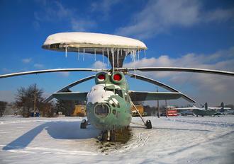 22 - USSR - Air Force Mil Mi-6A