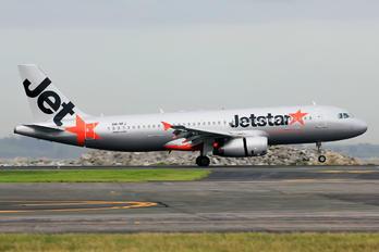 VH-VFJ - Jetstar Airways Airbus A320