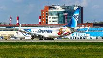 SU-GED - Egyptair Boeing 737-86X(WL) aircraft
