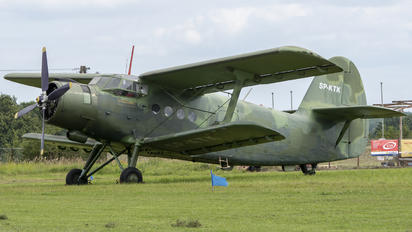 SP-KTK - Private PZL An-2