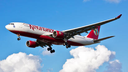 VT-VJO - Kingfisher Airlines Airbus A330-200
