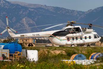 TU-VHL - Ivory Coast - Government Mil Mi-8Hip