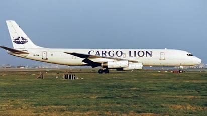 LX-TLA - Cargo Lion Douglas DC-8-62CF