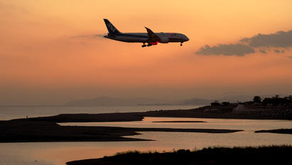 JA821A - - Airport Overview - Airport Overview - Photography Location