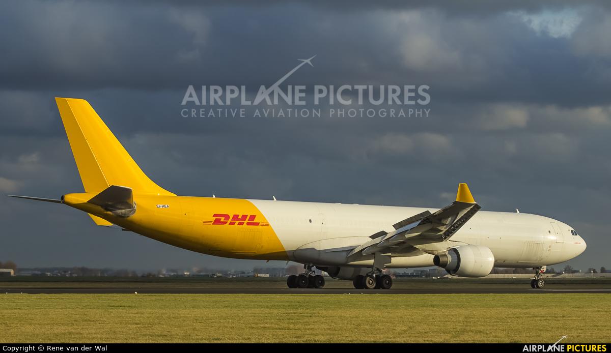 Air Hong Kong EI-HEA aircraft at Amsterdam - Schiphol