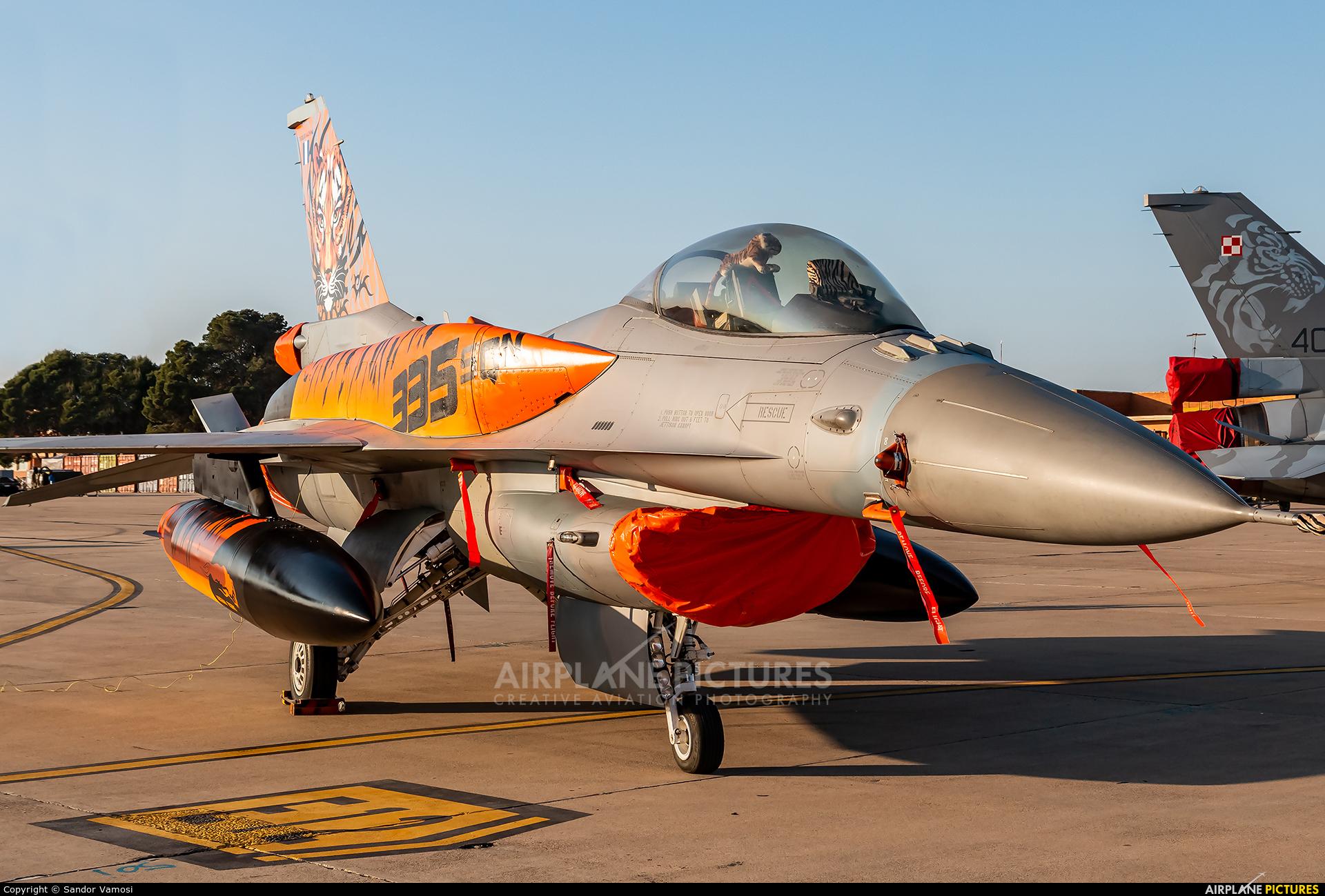 Greece - Hellenic Air Force 005 aircraft at Zaragoza