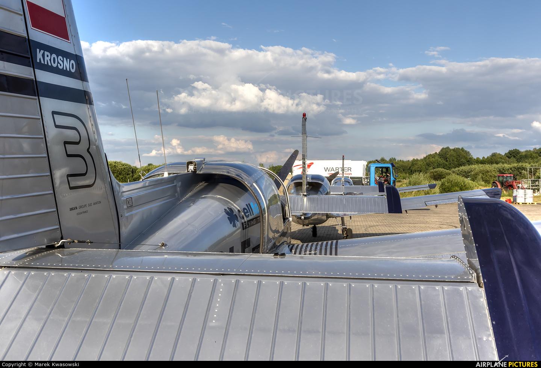 Private SP-OLE aircraft at Sobienie Królewskie