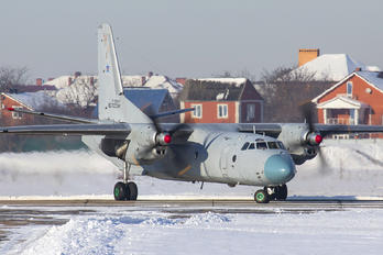 24 - Russia - Air Force Antonov An-26 (all models)
