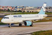 F-HCZI - Aigle Azur Airbus A319 aircraft
