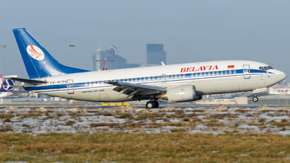EW-407PA - Belavia Boeing 737-300