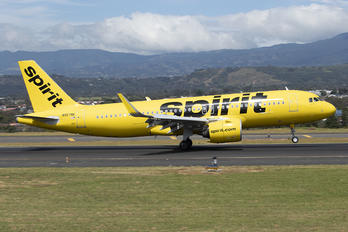 N927NK - Spirit Airlines Airbus A320 NEO