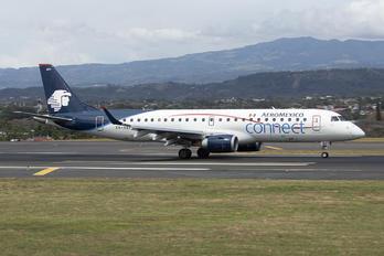 XA-AEF - Aeromexico Connect Embraer ERJ-190 (190-100)