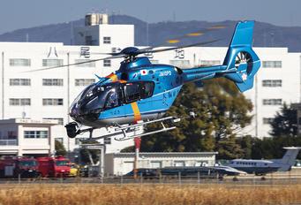 JA10PD - Japan - Police Eurocopter EC135 (all models)