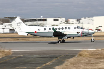 23055 - Japan - Ground Self Defense Force Beechcraft 300 King Air 350