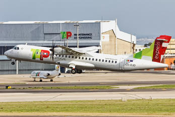 CS-DJD - TAP Express ATR 72 (all models)