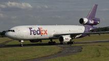 N601FE - FedEx Federal Express McDonnell Douglas MD-11F aircraft