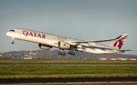 A7-ANH - Qatar Airways Airbus A350-1000 aircraft